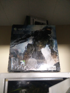 Limited edition halo 4 xbox 360