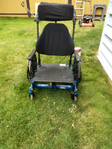 Stellar wheelchair