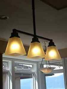 Triple Hanging Ceiling Light