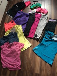 Women's Brand Name Athletic Apparel