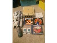 Sega dreamcast retro bundle
