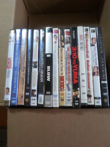 One Lot of DVD's