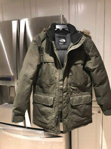 Manteau Hiver .The North Face