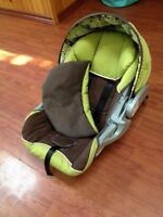 BabyTrend car seat to give