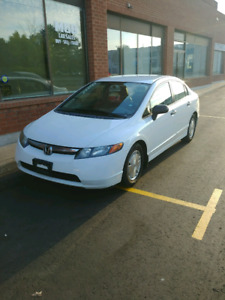 2008 Honda Civic 4dr Automatic / Very Clean / Asking $3777