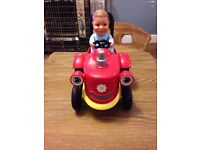 Baby Jake Toy Tractor