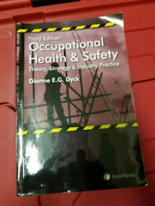 Occupational health and safety 3rd ed