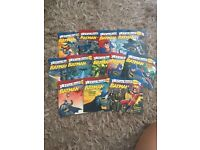 Batman I can read phonics books