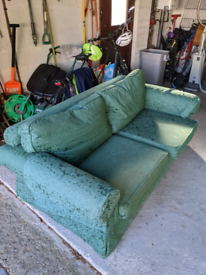 Free sofa bed and chairs
