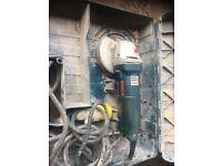Bosch 110 volt grinder
