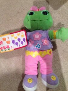 Leap frog Lily Plush Counting on me Kitchener / Waterloo Kitchener Area image 1