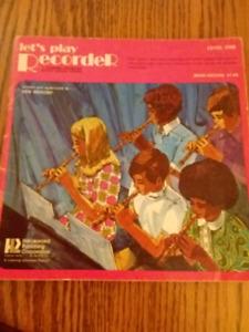 Recorder set