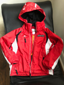 Boys Phenix ski jacket size 6-10 selling for $35 OBO