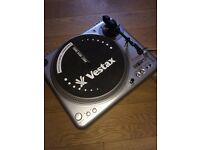 PAIR of Vestax Pdx 2000 / Pdx2000 turntable turntables