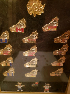 Canada Winter Games 2003 Pins