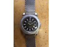 Vintage original omega geneve 1660119 diver watch