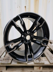 """NEW 19"""" BMW M5 STYLE ALLOY WHEELS X4 BOXED 5X120 WIDE REARS 3 4 5"""