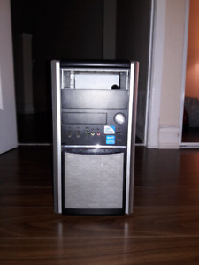 Pc case and 500w power supply