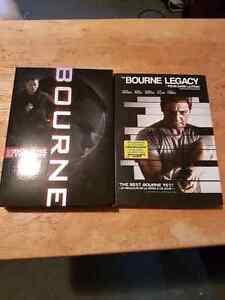 Bourne Triology + Legacy Gatineau Ottawa / Gatineau Area image 1