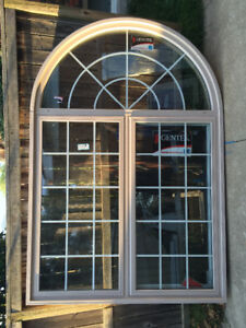 Brand new window - Big arch