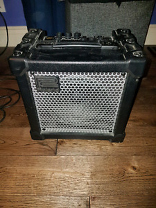 Roland 15 watt amplifier