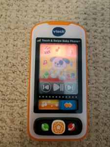V-Tech Touch and Swipe baby phone
