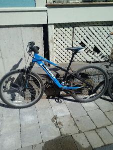 Boys mountain bike 24 inch