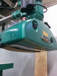 >>>NEW Co-Matic Belt/Track Power Feeder 1HP 3 Phase