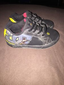 Toddler size 10 DC shoes