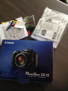 Canon Powershot S5IS