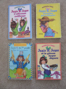 Junie B Jones  French Chapter Books