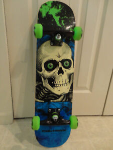 Really Cool 'Powell Peralta' skateboard - Like new condition