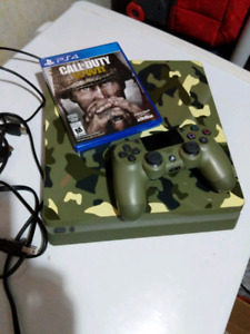 Playstation 4 - Call of Duty Edition