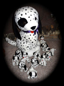Stuffed Dogs & Puppies from 101 Dalmations London Ontario image 3