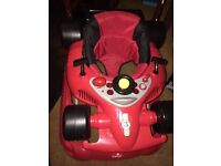 Baby car walker £50