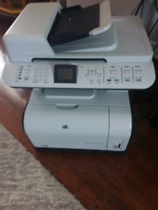 HP Coulor Laserjet Printer/Copier/Fax Great Condition - $50 OBO