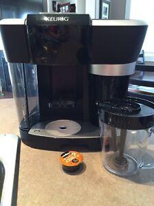 Keurig Rivo brewing system