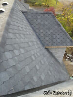 Odin Exteriors - Roofing, Eavestrough, Soffit and Fascia
