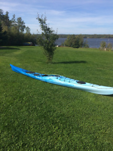 Expedition Sea Kayak Sale! Boreal Design Baffin P3 (New)