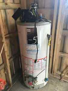 Water heater - propane