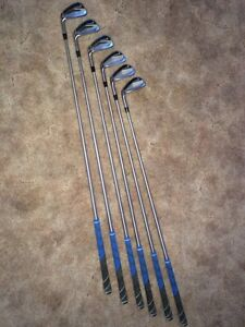 Left Hand Irons 4 Sale