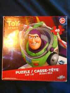Toy Story 48 Piece Puzzle Peterborough Peterborough Area image 1