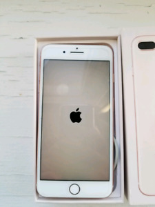 iPhone 8 plus 256gb unlocked with apple warranty