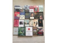 Large job lot of mainly first edition books! Mainly fiction, all in fantastic condition
