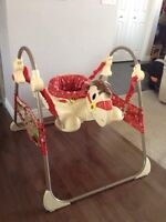 """Fisher Price Horse """"jolly"""" jumper"""