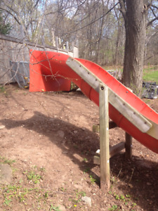 Large Kids Playground Slide $75.00