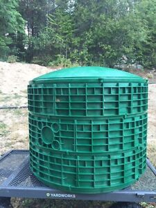 Tuf Tite Septic Tank Lid and Risers