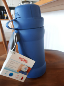 Thermos brand new and baby bottles