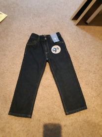 Brand new boys jeans age 4