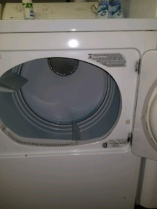 Maytag large electric dryer & Kenmore washer